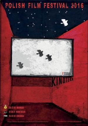 Kinoteka Polish Film Festival Ryszard Kaja Polish movie poster