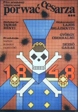 Dead Or Alive Tamas Renyi Andrzej Krajewski Polish movie poster