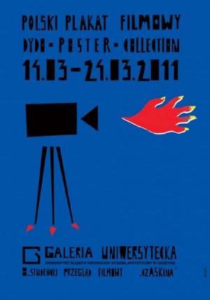Polish movie poster Sebastian Kubica Polish exhibition poster