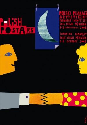 Polish poster art – Exhibition in European Parliament Sebastian Kubica Polish exhibition poster