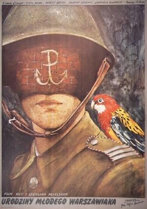 Birthday Andrzej Pągowski Polish movie poster