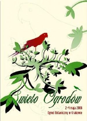 Garden Days Elżbieta Wojciechowska Polish Poster