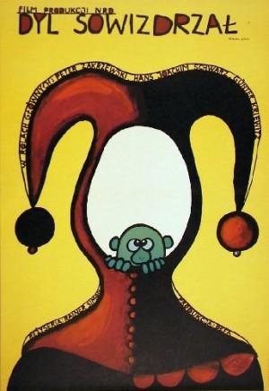 Till Eulenspiegel Rainer Simon Bohdan Butenko Polish Poster