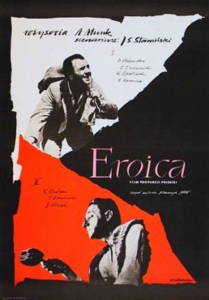 Heroism Eroica Andrzej Munk Roman Cieślewicz Polish Poster
