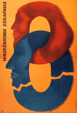 Septembrie Timotei Ursu Janusz Golik Polish Poster