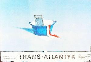 Trans-Atlantic Bolesław Polnar Polish theater poster