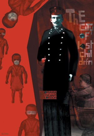 City of Lost Children Kaja Renkas Polish movie poster