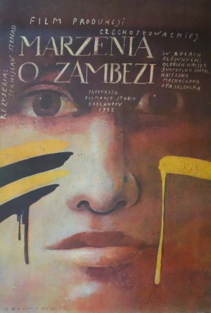 Dreams About Zambezia  Polish Poster