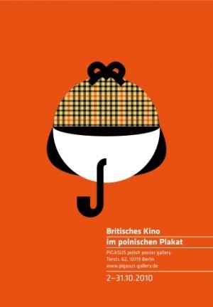 British Films in Polish Poster Joanna Górska Jerzy Skakun Polish movie poster