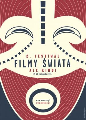 Ale Kino! Film Festival World Cinema - 2nd Joanna Górska Jerzy Skakun Polish movie poster