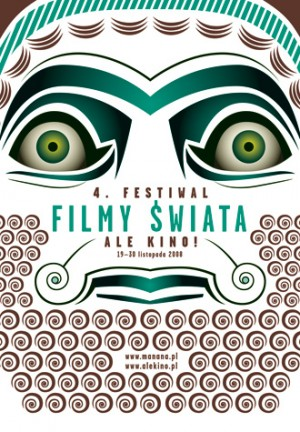 Ale Kino! Film Festival World Cinema - 4th Joanna Górska Jerzy Skakun Polish movie poster
