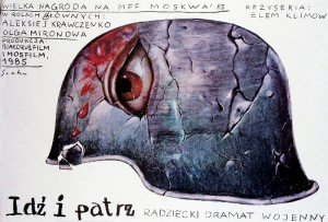 Go and See, Come and See, Go and Look Romuald Socha Polish Poster