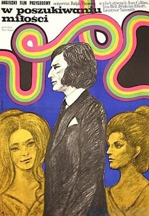 Quest for Love Marian Stachurski Polish movie poster