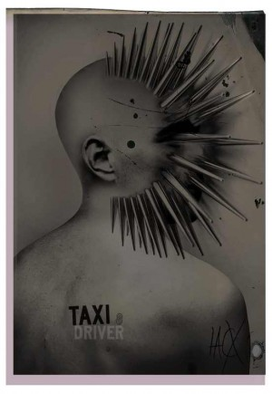 Taxi Driver Martin Scorsese Tomasz Bogusławski Polish movie poster