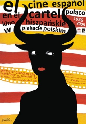 Spain movies Monika Starowicz Polish movie poster