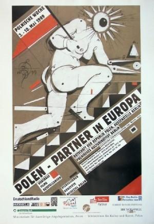 Poland - associate in Europa Franciszek Starowieyski Polish poster art