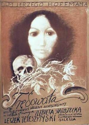 Leper Jerzy Hoffman Franciszek Starowieyski Polish movie poster