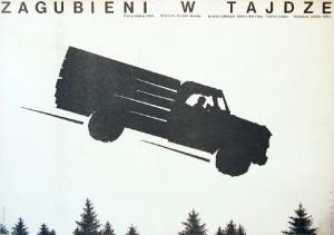 Diesant of Oring Mikhail Yershov Mieczysław Wasilewski Polish Poster