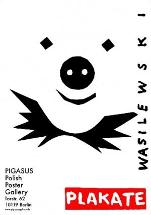 Mieczysław Wasilewski Posters Mieczysław Wasilewski Polish exhibition poster
