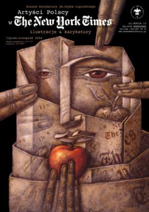 Polish artists in The New York Times Leszek Wiśniewski Polish exhibition poster
