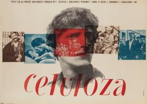 Celullose Wojciech Zamecznik Polish Poster