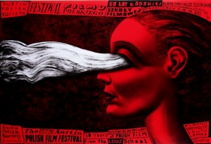 Polish Film Festival, Austin Leszek Żebrowski Polish movie poster