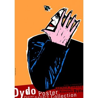 Dydo Poster Collection Mirosław Adamczyk Polish Poster Art Advertising Tourism Travels Political Sport Judaica Posters