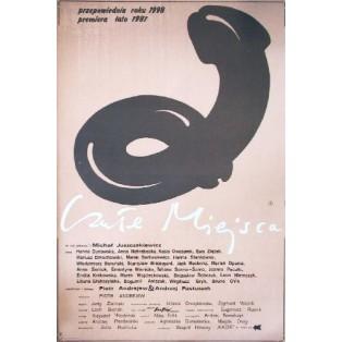 Tender Spots Piotr Andrejew Danuta Baginska-Andrejew Danka Polish Film Posters