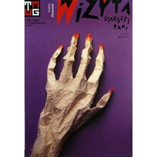 Visit Tomasz Bogusławski Polish Theater Posters