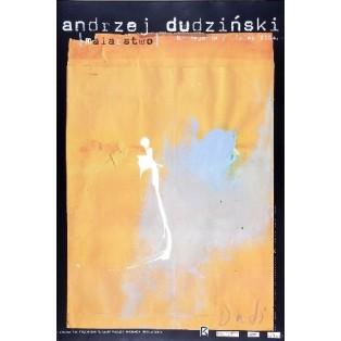 Andrzej Dudziński 2004 Andrzej Dudziński Polish Exhibition Posters