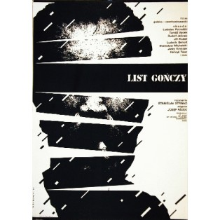 Razzia Stanislav Strnad Witold Dybowski Polish Film Posters