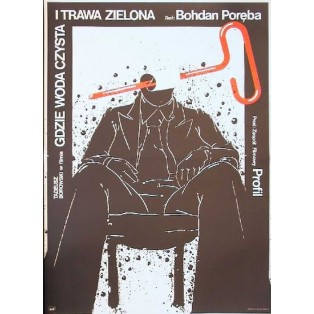 Where the Water Is Pure and the Grass Is Green Bohdan Poręba Jakub Erol Polish Film Posters