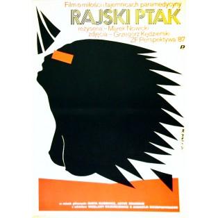 Bird of Paradise Marek Nowicki Jakub Erol Polish Film Posters