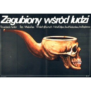 The lost among the living Vladimir Fetin Jakub Erol Polish Film Posters