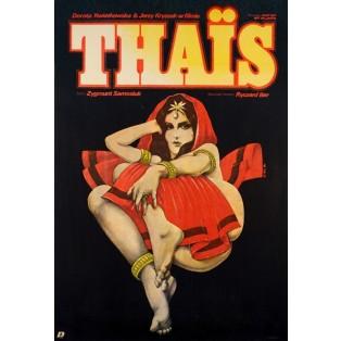 Thais Jakub Erol Polish Film Posters