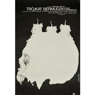 Bermuda Triangle Jakub Erol Polish Film Posters