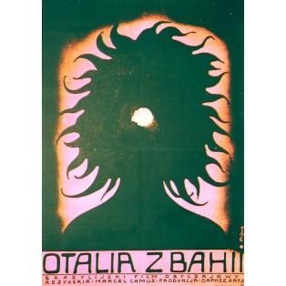 Bahia Jerzy Flisak Polish Film Posters