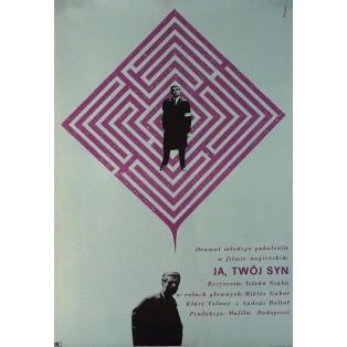 Father Jerzy Flisak Polish Film Posters