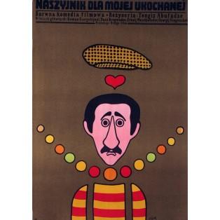 Necklace for My Beloved Jerzy Flisak Polish Film Posters