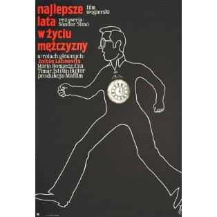 Húszezer Jerzy Flisak Polish Film Posters