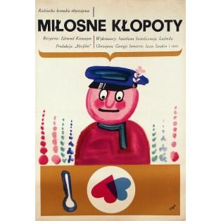 Cook Jerzy Flisak Polish Film Posters