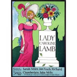 Lady Caroline Lamb Jerzy Flisak Polish Film Posters