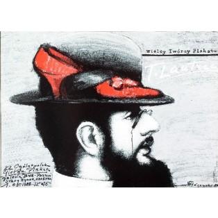 Great poster designer: Henri de Toulouse-Lautrec Mieczysław Górowski Polish Exhibition Posters