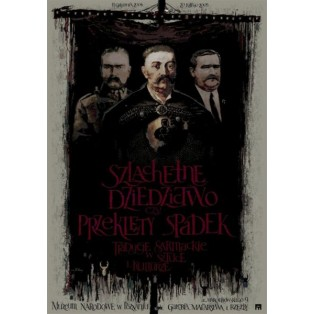 Noble Heritage Ryszard Kaja Polish Exhibition Posters