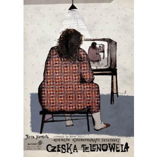 Czech Soap Opera Ryszard Kaja Polish Film Posters