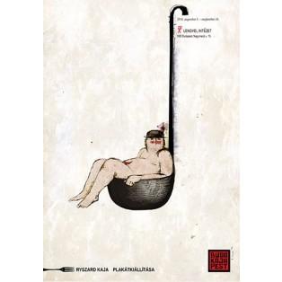 Ryszard Kaja Budapest Ryszard Kaja Polish Exhibition Posters
