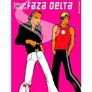Delta Phase, Radosław Paczocha Michał Książek Polish Theater Posters