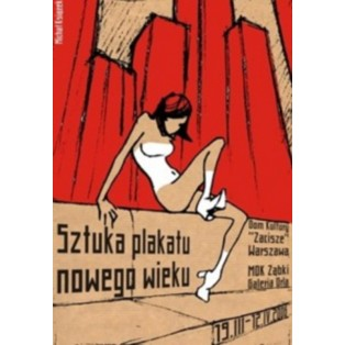 Poster art of the new century Michał Książek Polish Exhibition Posters