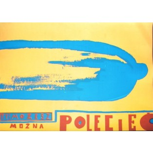 Aids 2 Sebastian Kubica Polish Poster Art Advertising Tourism Travels Political Sport Judaica Posters