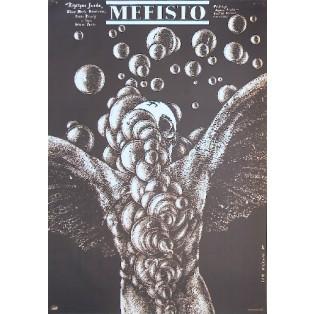 Mephisto Istvan Szabo Lech Majewski Polish Film Posters